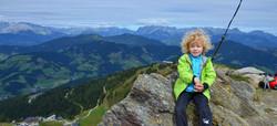 Dovolená v Rakousku s dětmi