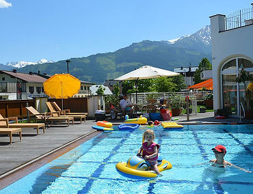 Hotel Alpenblick Zell am See