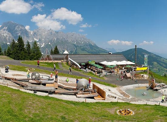 Dovolená v Rakousku s dětmi je plná zážitků