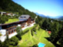 Dovolená v Rakousku s dětmi - ubytování