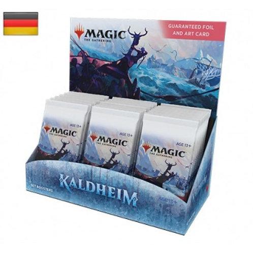 Kaldheim Set Booster Display (30 Packs) - DE