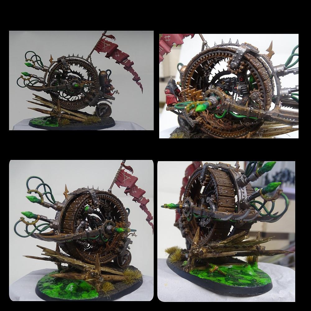 Age of Sigmar, Skaven, Dom Wheel