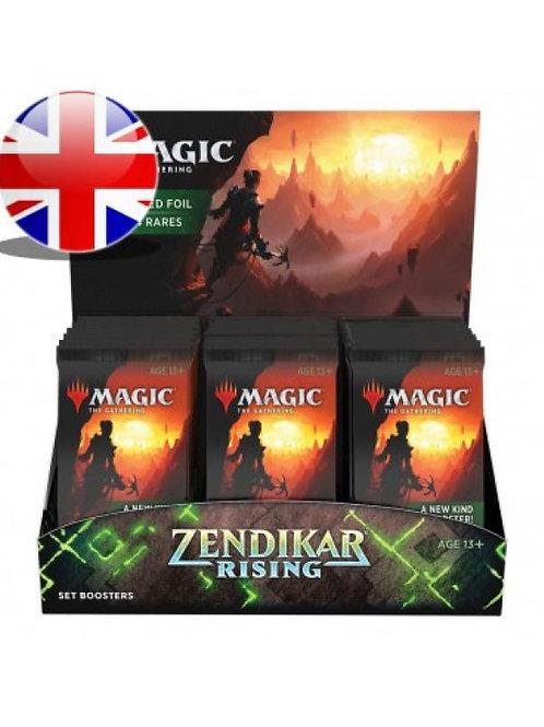 Zendikar Rising Set Booster Display (30 Packs) - EN