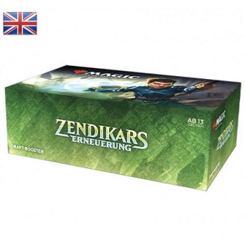 Zendikar Rising Draft Booster Display (36 Packs) - EN