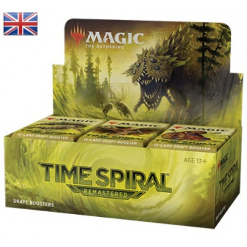 MTG - Time Spiral Remastered Draft Booster Display (36 Packs) - EN