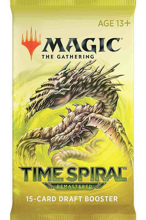 Time Spiral Remastered Draft Booster (15 Cards) - DE