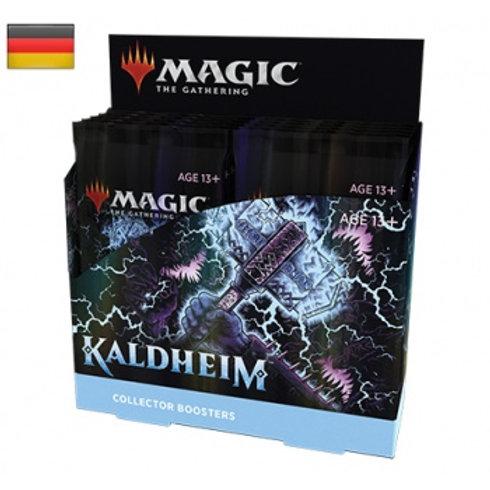 Kaldheim Collector Booster Display (12 Packs) - DE