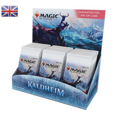 Kaldheim Set Booster Display (30 Packs) - EN