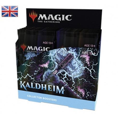 Kaldheim Collector Booster Display (12 Packs) - EN