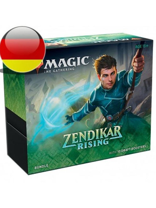 Zendikar Rising Bundle - DE