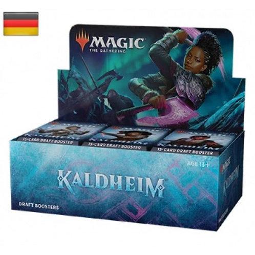 Kaldheim Draft Booster Display (36 Packs) - DE