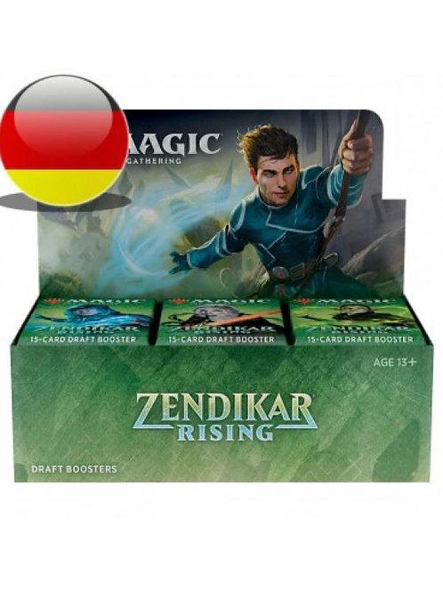 Zendikar Rising Draft Booster Display (36 Packs) - DE
