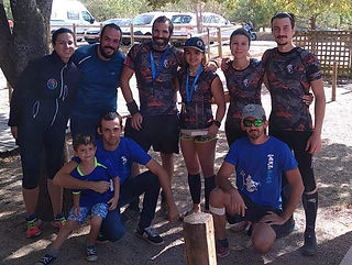 Ultimate Squad OCR - Lake Race 2019