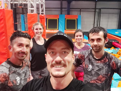 Training Jump Arena Bordeaux15/09/2020