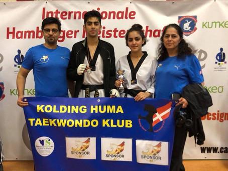 International Hamburg Open Championship 2018