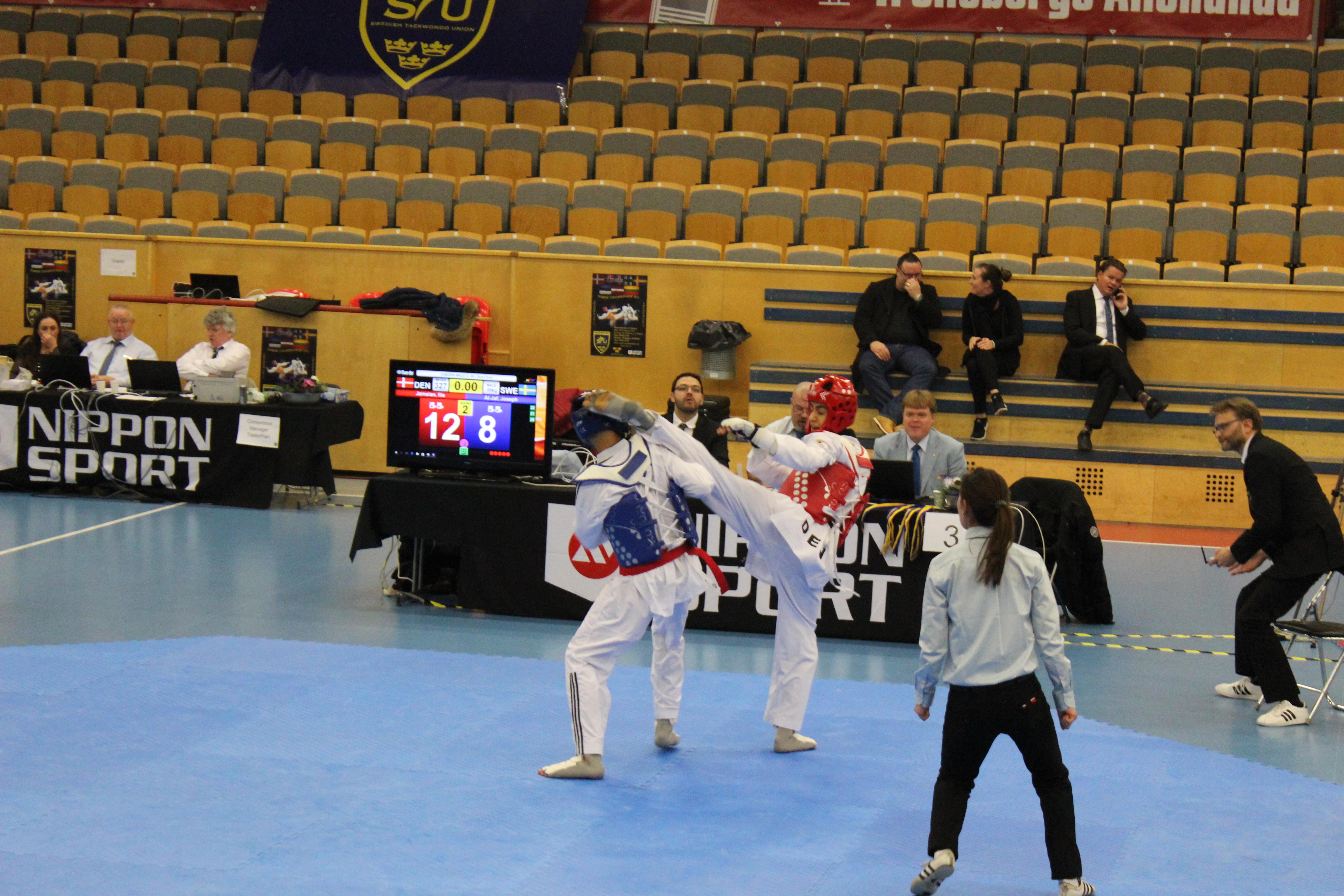 2017 Nordic championship