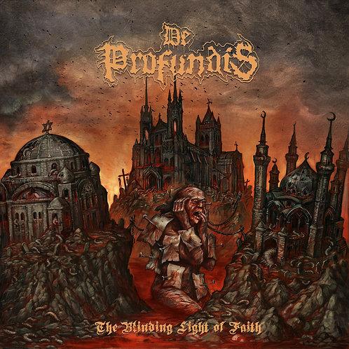 De Profundis - The Blinding Light of Faith Bass Tabs