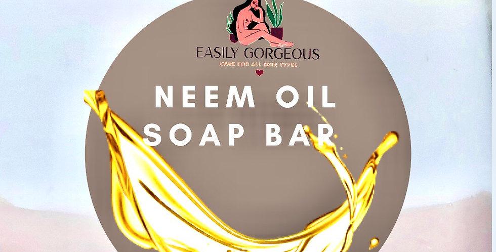 NEEM OIL SOAP BAR