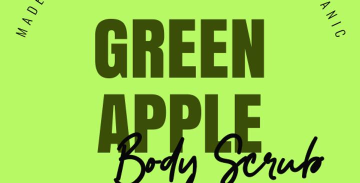 Green Apple Body Scrub