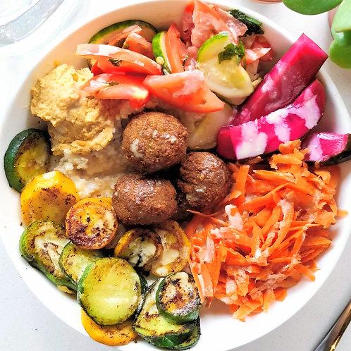 Falafel Bowl Pan