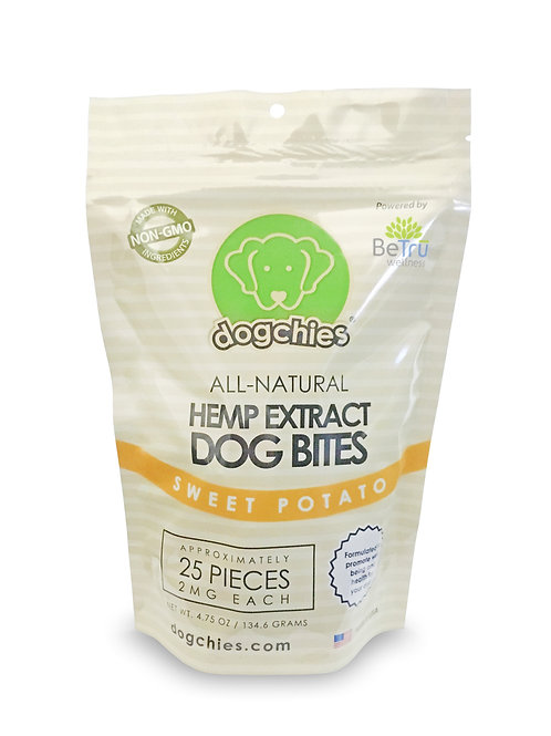 Dogchies CBD Extract Treats - 50mg