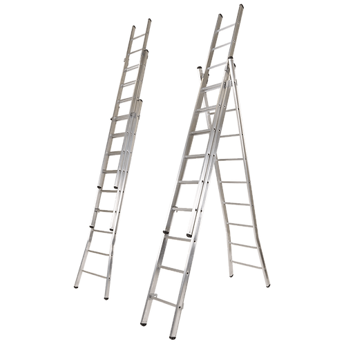 Escada Tripla Deg. Redondo