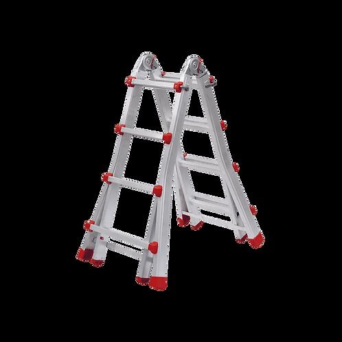 Escada Articulada Telescópica