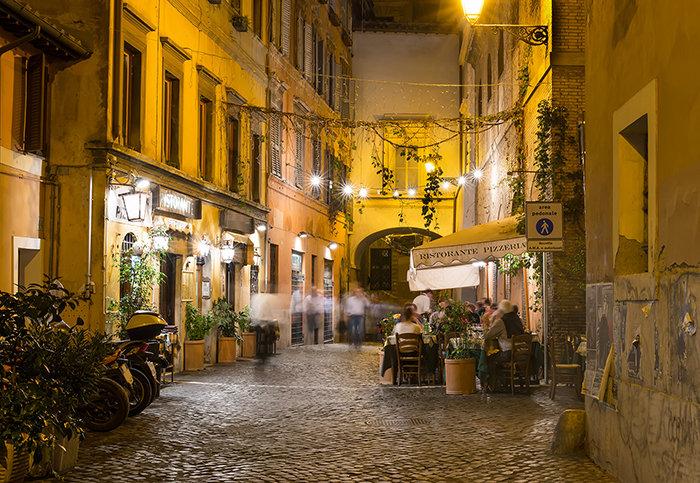 Italiaans voor op reis @ home