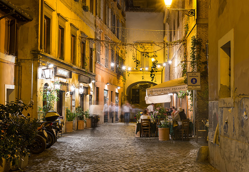 Italienska Street