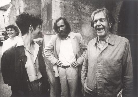 Milan Adamciak John Cage