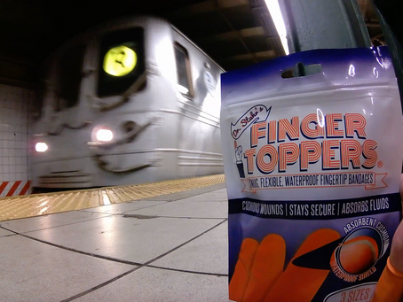 FINGERTOPPERS GOES TO NEW YORK CITY