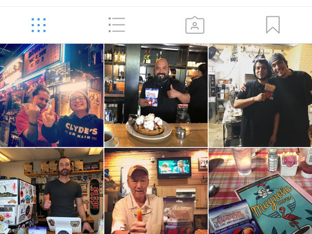 FingerToppers: now making friends via instagram