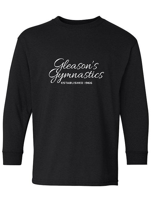 CUSTOM Script Long Sleeve T-Shirt