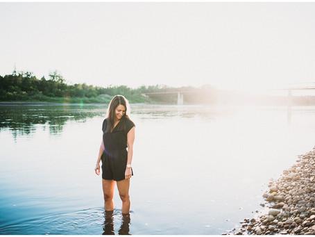 Kat Vernelli - Nutritionist | Portrait Session | Rundle Park - Edmonton, AB