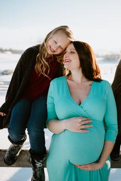 Sadie Maternity