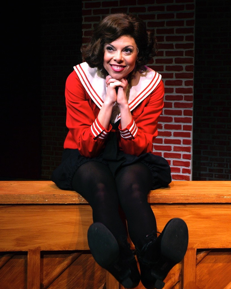 Fanny Brice in FUNNY GIRL at Westchester Broadway Theatre