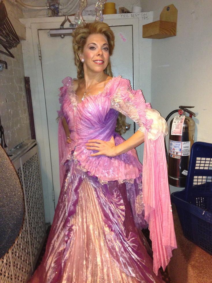 Marie in RODGERS + HAMMERSTEIN'S CINDERELLA on Broadway