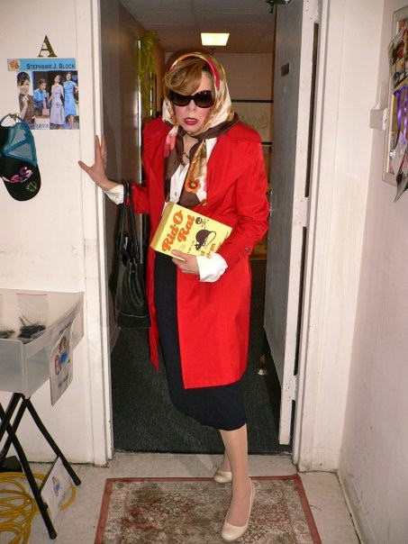 Violet in 9 TO 5 on Broadway