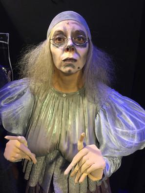 Grandma Tzeitel in FIDDLER on Broadway