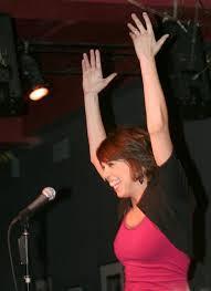 Performing at Birdland