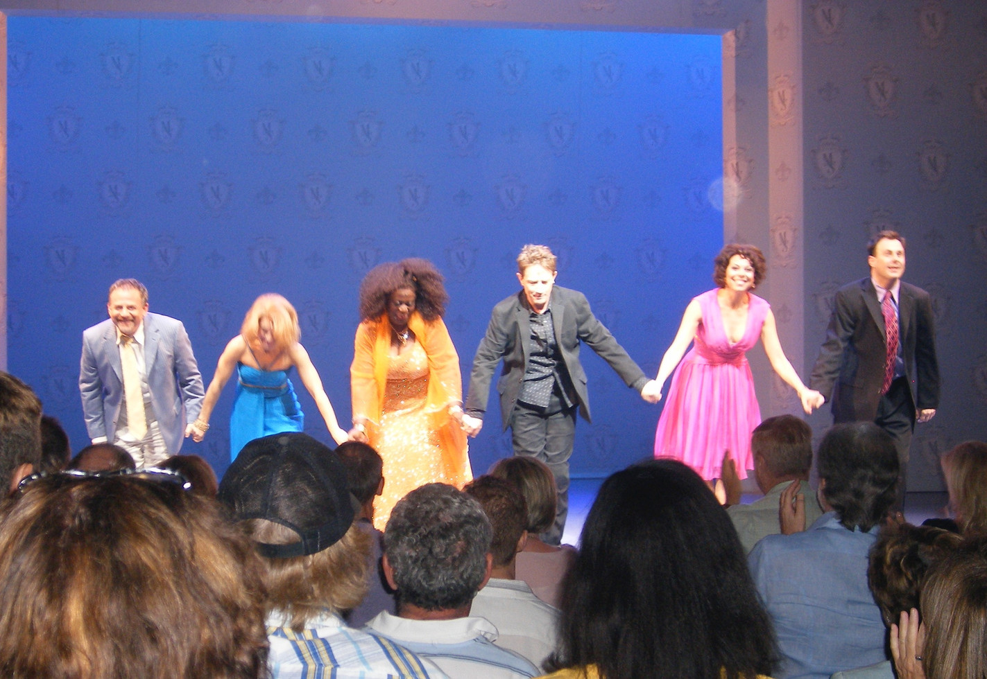 MARTIN SHORT: FAME BECOMES ME on Broadway. With Marc Shaiman, Mary Birdsong, Capathia Jenkins, Martin Short,  and Brooks Ashmanskas.
