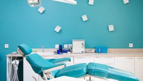 Cabinet d'orthodontie.