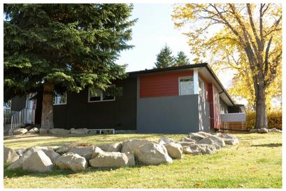 Full bungalow reno