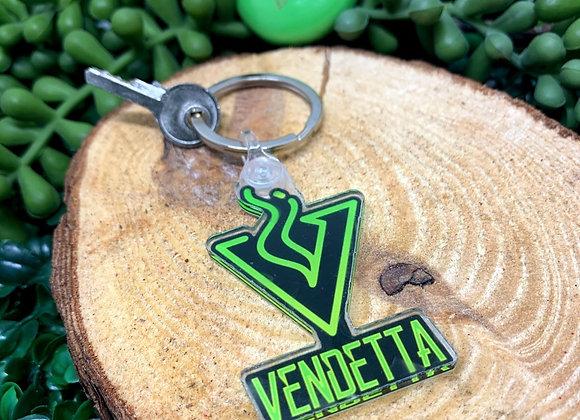 Vendetta Key Chain