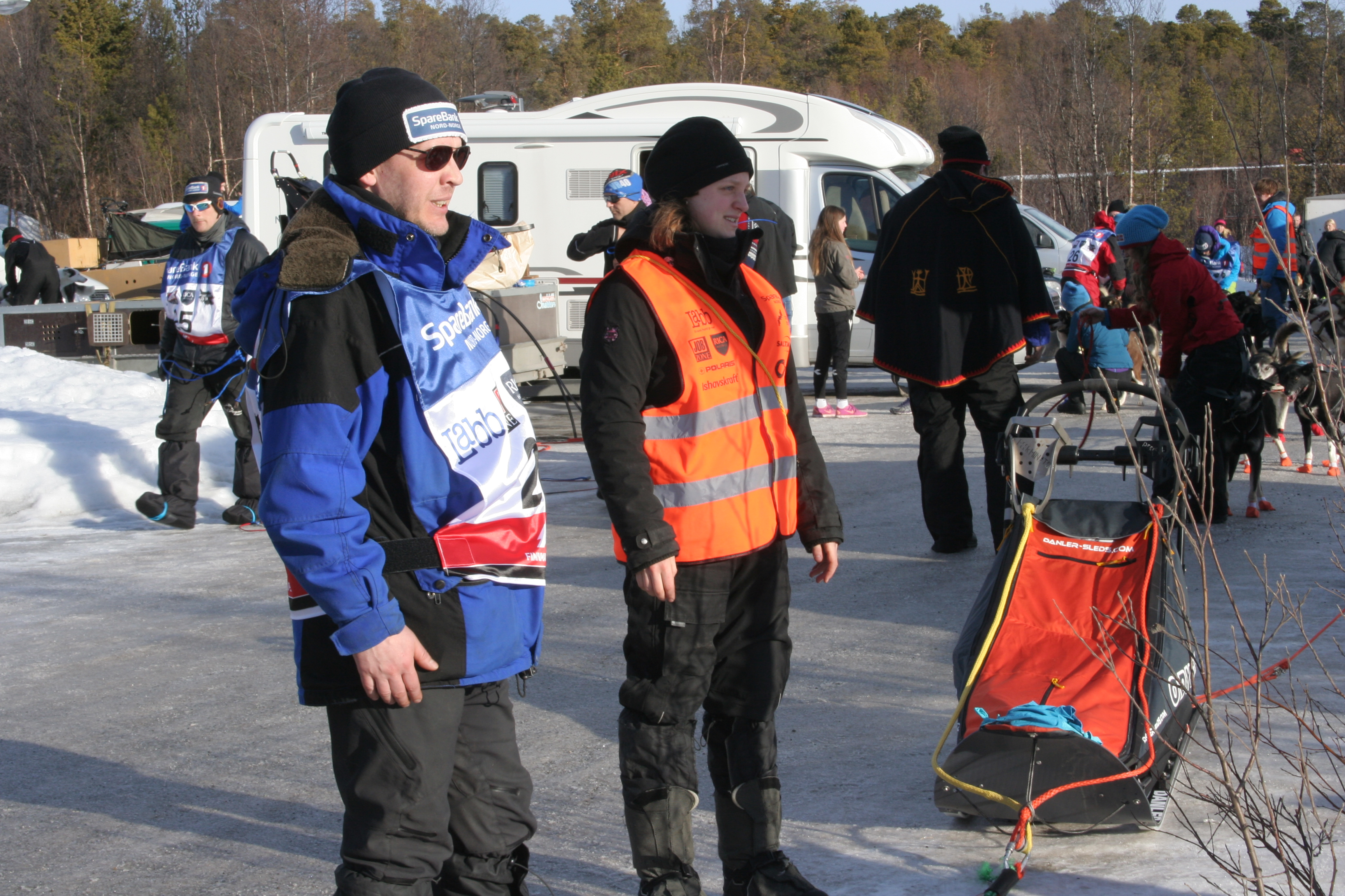 FL 500: Musher & Handler