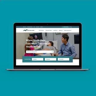 South Shore Health Website