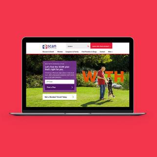 SCAN Health Plan Website