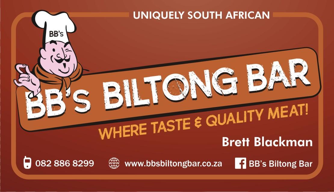BB'S BILTONG BAR