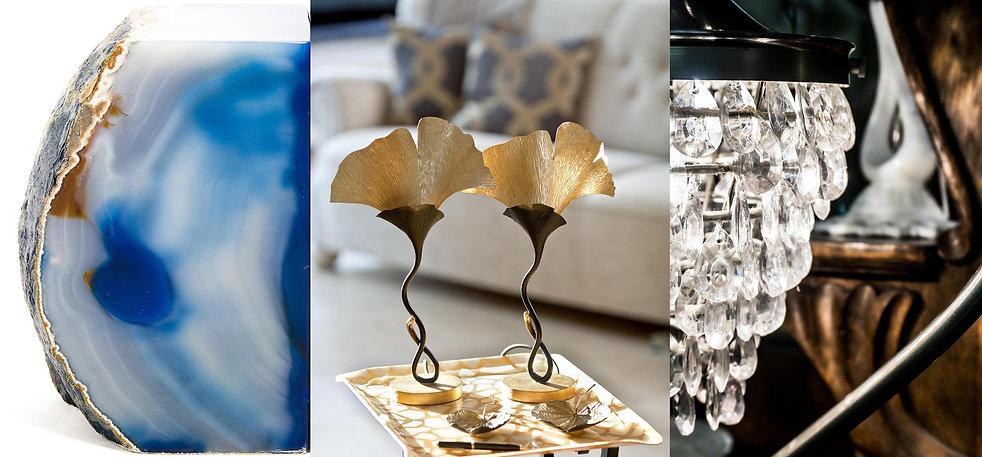 home decoration accessorise by interior designer in London