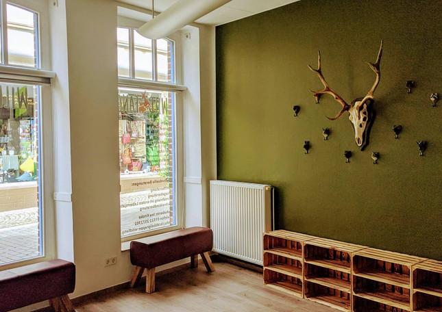Eingangsbereich | Krabbelgruppe Wildfang | Billerbeck | Kreis Coesfeld